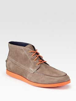 Cole Haan - Mason Chukka Boots