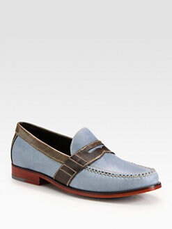 Cole Haan - Air Monroe Penny Loafers