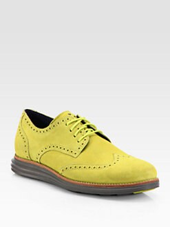 Cole Haan - Lunar Grand Wingtips