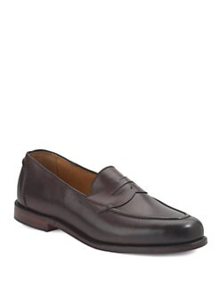 Ralph Lauren - Burnished Penny Loafers