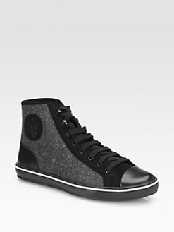 Bally - Oshean Lace-Up Sneakers