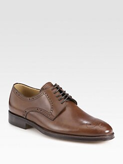 Bally - Tatoon Leather Brogue