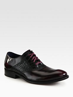 Cole Haan - Air Colton Saddle Shoe