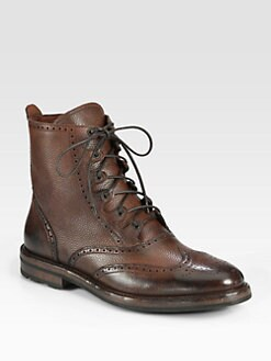 Ralph Lauren - Mundesley Brogue Boot