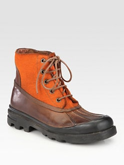 Ralph Lauren - Ravensworth Hunting Boot