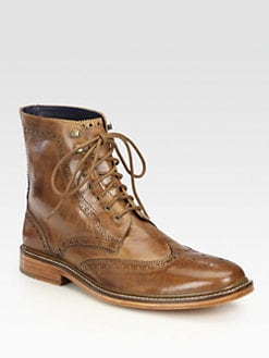 Cole Haan - Air Harrison Lace-Up Boot