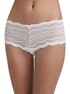 Cosabella - Chevron Lace Hotpants