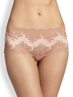 Cosabella - Queen of Hearts Lace Hotpants