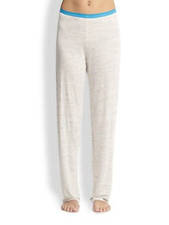 Cosabella - Heathered Jersey Pajama Pants