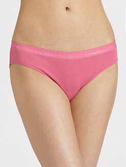 Cosabella - Low-Rise Cotton Bikini