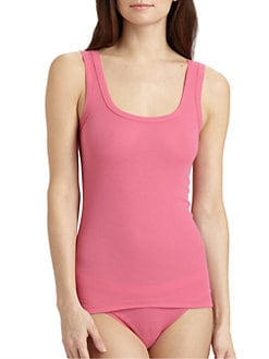 Cosabella - Ribbed Cotton Camisole