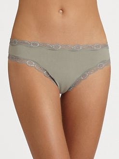 Cosabella - Low-Rise Lace Thong