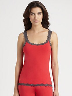 Cosabella - Lace-Trimmed Camisole