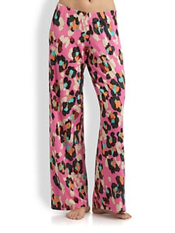 Cosabella - Pansy-Print Pants