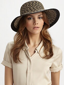 Eric Javits - Down Brim Floppy Hat