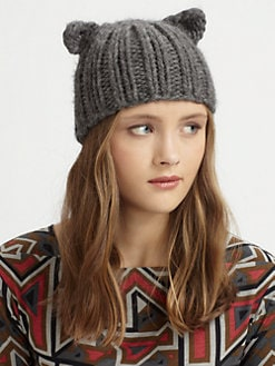 Eugenia Kim - Felix Knit Cat Ear Cap