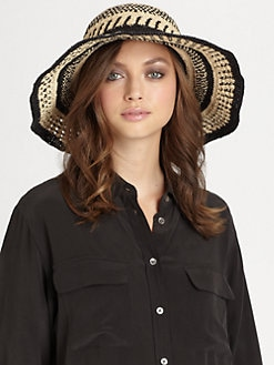 Helen Kaminski - Solano Raffia Hat