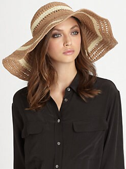 Helen Kaminski - Navarre Raffia Hat