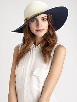 Genie By Eugenia Kim - Cecily Sun Hat/Blue