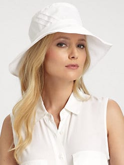 Helen Kaminski - Corsano Cotton Wide-Brimmed Hat