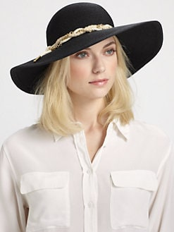Eugenia Kim - Honey Braided Chain Sun Hat