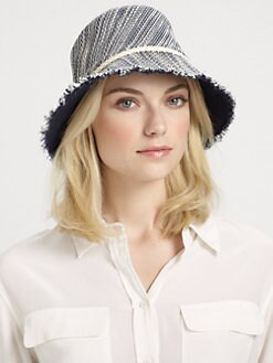 Eugenia Kim - Joan Woven Bucket Hat