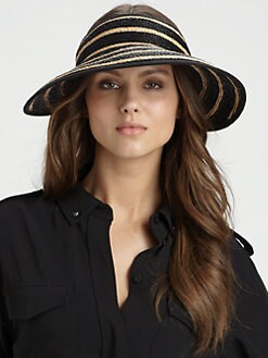 Helen Kaminski - Classic Raffia Visor