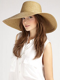 Eric Javits - Oversized Floppy Hat