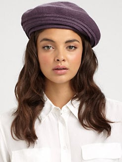 Helen Kaminski - Swanson Slouchy Wool Beret