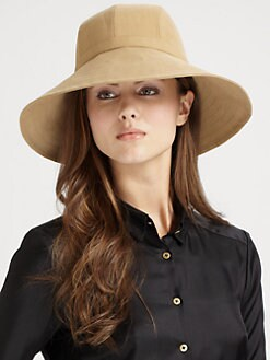 Eric Javits - Microfiber Rain Hat