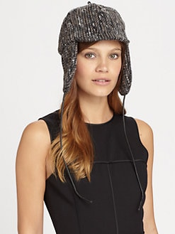 Genie By Eugenia Kim - Leighton Boucle Trapper Hat