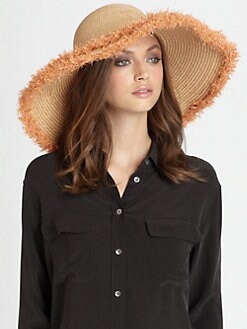 Helen Kaminski - Vilamoura Raffia Hat