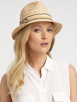 Helen Kaminski - Seychelles Raffia Fedora