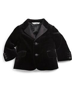 Dolce & Gabbana - Infant's Velvet Suit Jacket