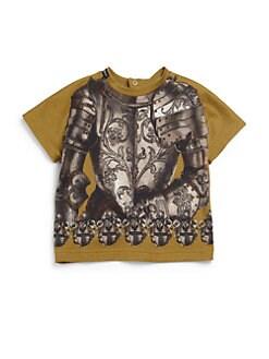 Dolce & Gabbana - Infant's Knight's-Body Tee