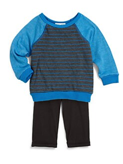 Splendid - Infant's Two-Piece Sweatshirt & Pants Set
