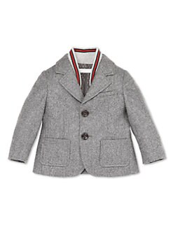Gucci - Infant's Wool Blazer