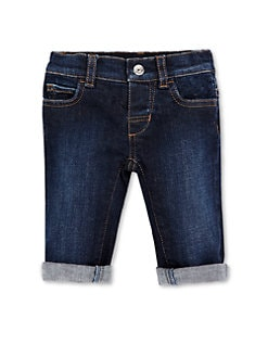 Gucci - Infant's Stonewashed Jeans