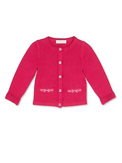 Gucci - Infant's Horsebit Cardigan