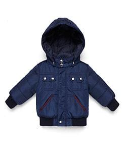 Gucci - Infant's Hooded Down Ski Jacket