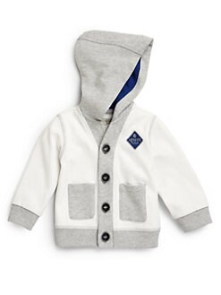 Armani Junior - Infant's Hooded Jacket