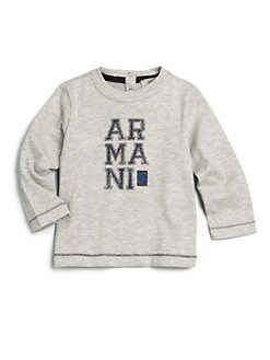 Armani Junior - Infant's Logo Tee