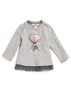 Armani Junior - Infant's Balloons Tulle Top