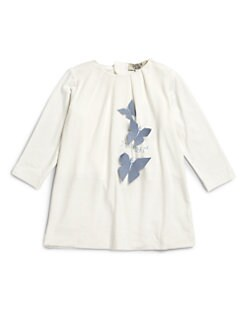 Armani Junior - Infant's Pleated Butterfly Dress