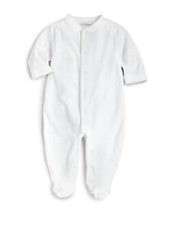 Marie Chantal - Infant's Velour Angel Sleepsuit & Gift Box