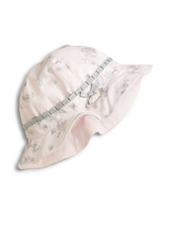 Tartine et Chocolat - Infant's Floral Print Hat