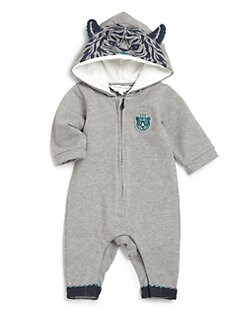 Little Marc Jacobs - Infant's Tiger Hooded Coverall