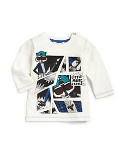 Little Marc Jacobs - Infant's Rockstar Mouse Tee