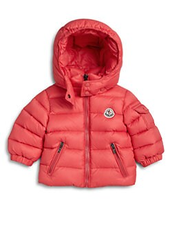 Moncler - Infant's Quilted Puffer Jacket