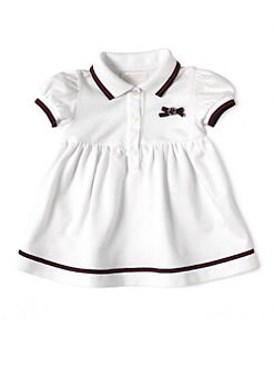 Gucci - Infant's Polo Dress
